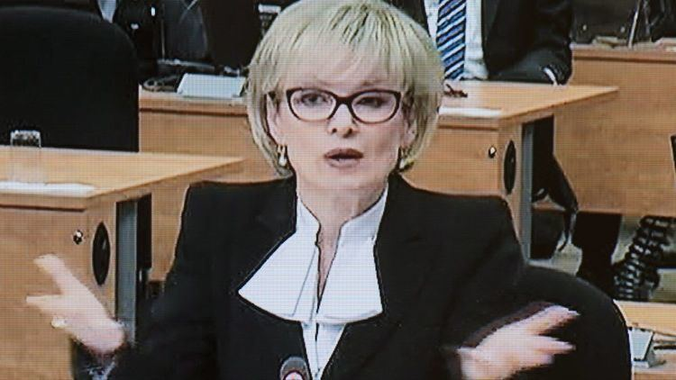 Julie Boulet La fausse crdulit de Julie Boulet L39actualit