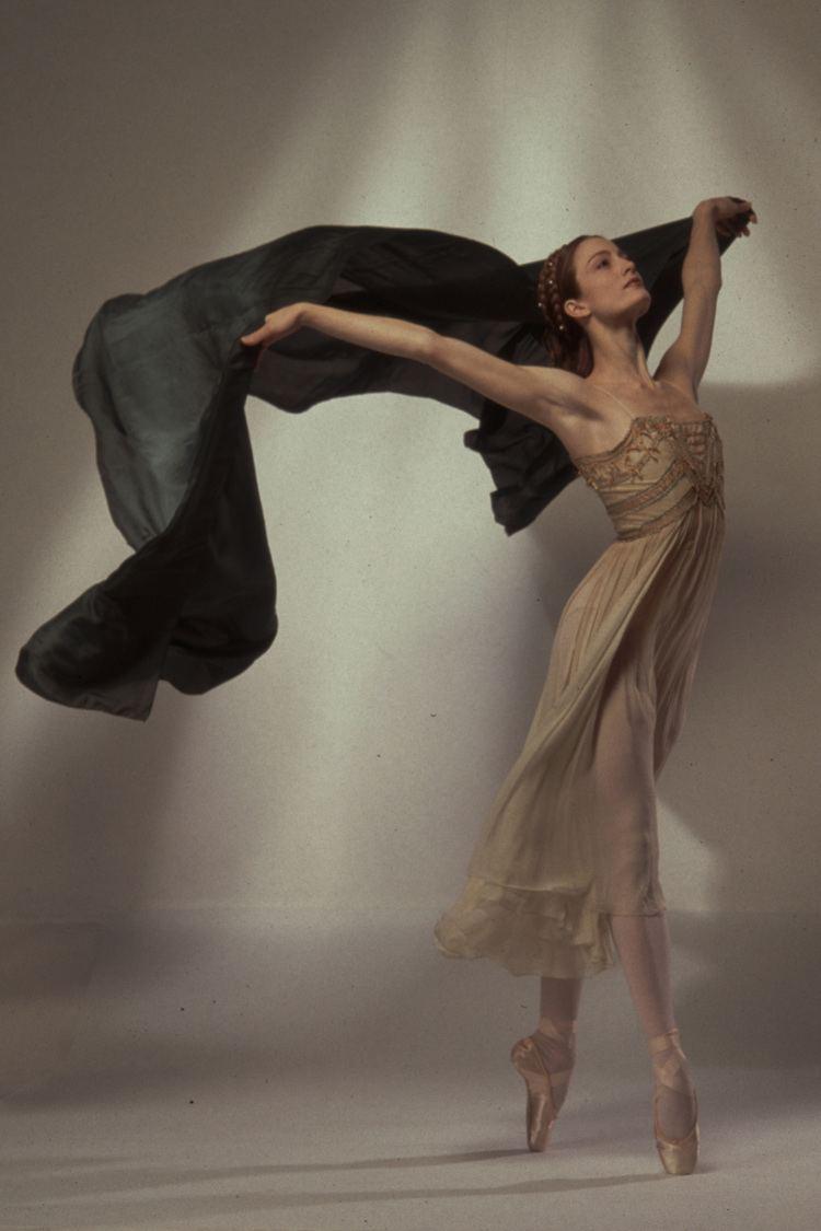 Julie Kent (dancer) Changing of the Guard Five Prima Ballerinas Reflect on