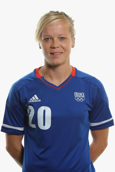 Julie Soyer France Women39s Official Olympic Football Team Portraits