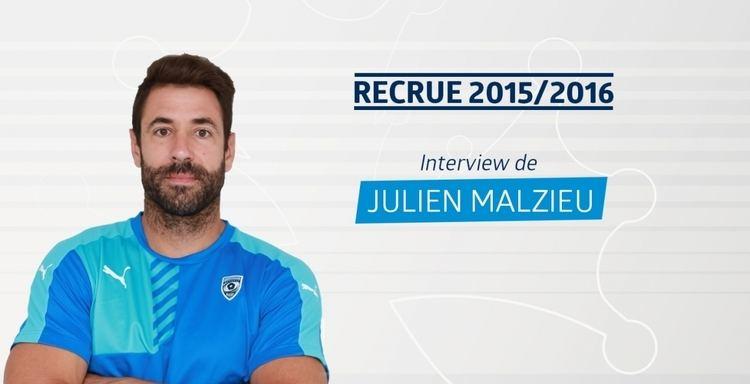 Julien Malzieu Recrue 20152016 Julien Malzieu linterview MHR