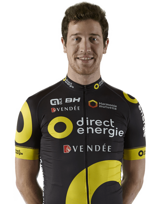 Julien Morice Julien Morice Team Direct Energie Pro Cycling