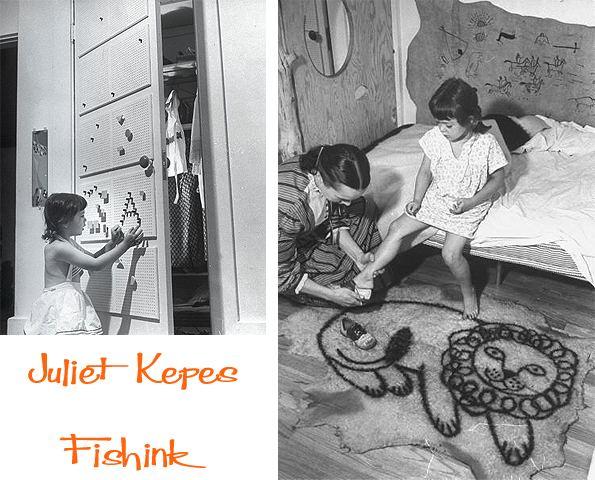 Juliet Kepes Juliet Kepes Book illustrator painter and sculptor