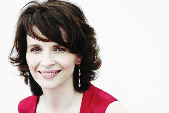 Juliette Binoche Actress Juliette Binoche on Her Latest Film 39Certified