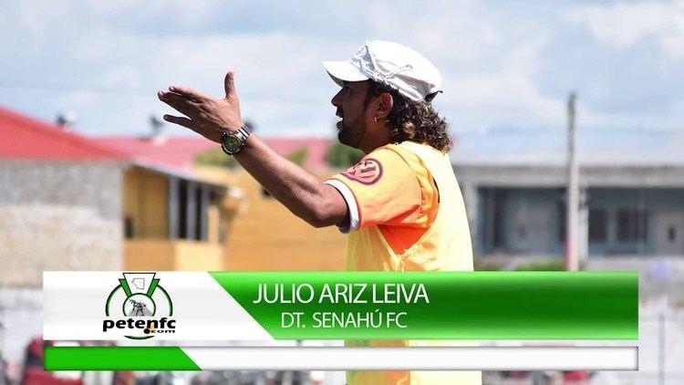 Julio Ariz Reacciones Julio Ariz Leiva DT Senah FC YouTube