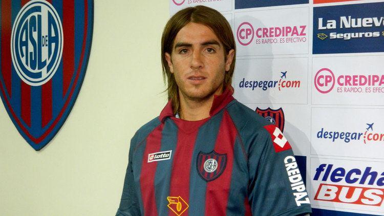 Julio Buffarini Genoa piace l39esterno difensivo Buffarini del San Lorenzo