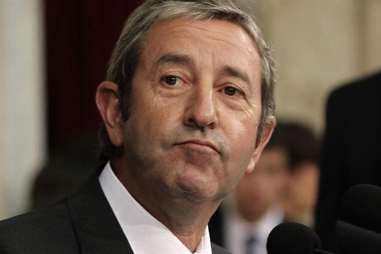 Julio Cobos Julio Cobos quotGerardo Zamora es objetado porque abandon