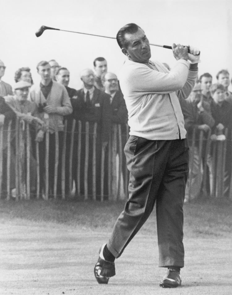 Julius Boros Who is the oldest Major winner by tournament Golf Monthly