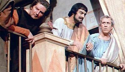 Julius Caesar (1970 film) NonReview Review Julius Caesar 1970 the m0vie blog
