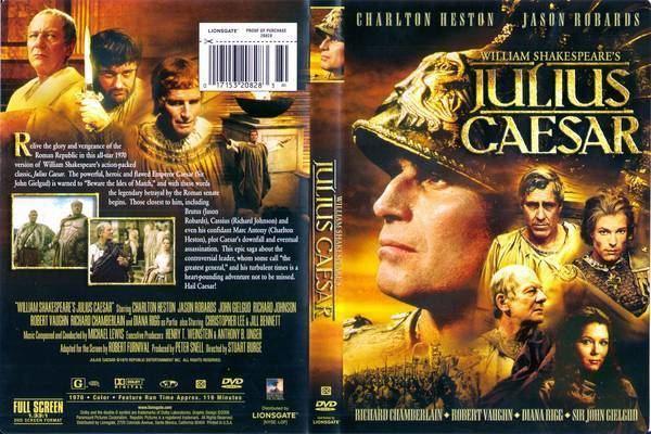 Julius Caesar (1970 film) Julius Caesar 1970 Charlton Heston Forums