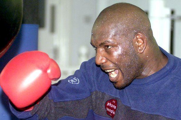 Julius Francis Frank Maloney sex change Former boxing champ Julius