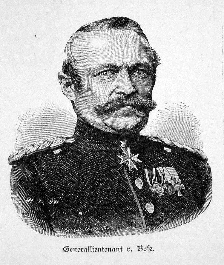 Julius von Bose