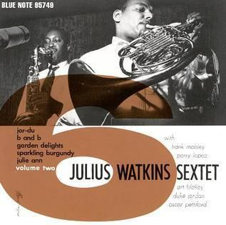 Julius Watkins Julius Watkins Sextet Wikipedia