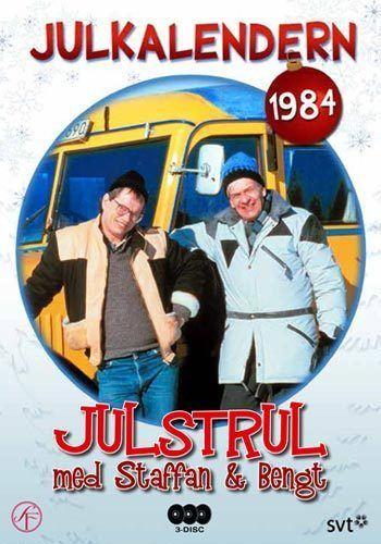 Julstrul med Staffan & Bengt Julstrul med staffan amp bengt 3dvd film Ginzase