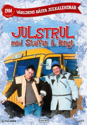 Julstrul med Staffan & Bengt s4discshopseimgfrontlarge63889julstrulmed