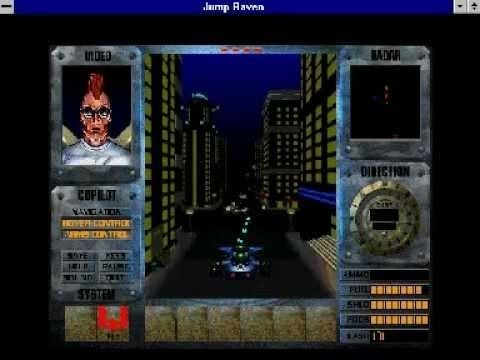 Jump Raven IE 5 PC games review Jump Raven 1994 YouTube