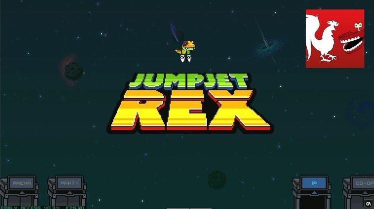 JumpJet Rex Rage Quit JumpJet Rex YouTube