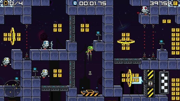 JumpJet Rex JumpJet Rex Review GameSpot