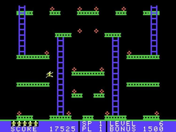 Jumpman Junior TAS Obsoleted Coleco Jumpman Junior by adelikat in 044858 YouTube