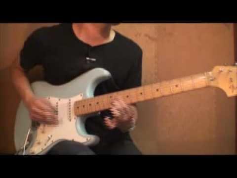 Jun Iwashita ScuttleButtin Stevie Ray Vaughan Played by Jun Iwashita YouTube