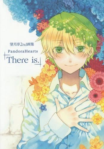 Jun Mochizuki CDJapan Mochizuki Jun 2nd Illustration Book PandoraHearts There