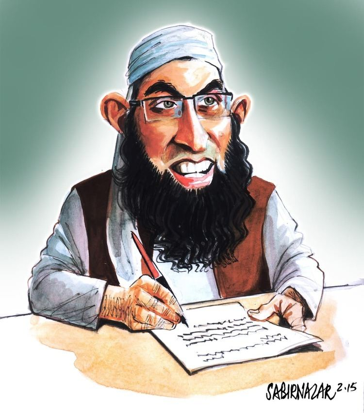 Junaid Jamshed Satire Diary of Junaid Jamshed On The Side