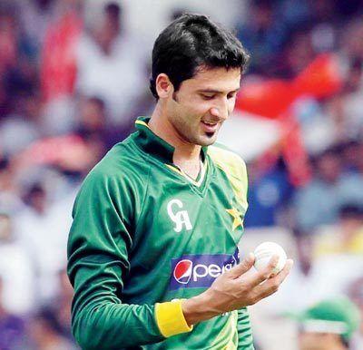Junaid Khan is just like me Akram Sports