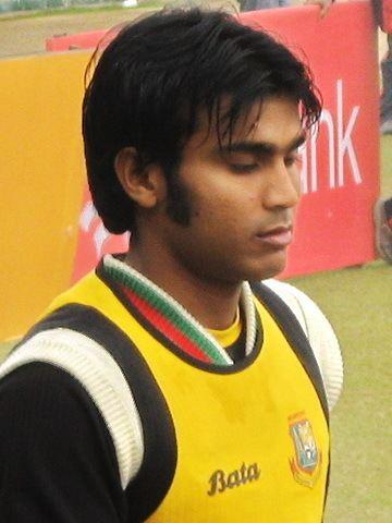 Junaid Siddique (Cricketer)