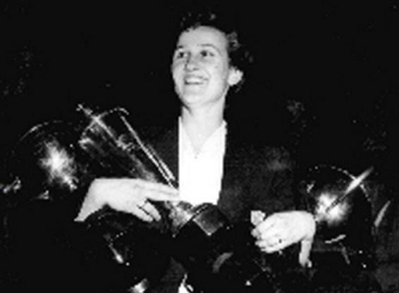 June Bevan