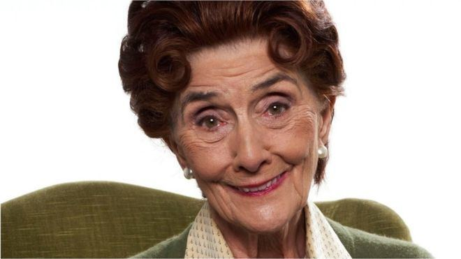 June Brown June Brown at 90 How the EastEnders star rose to fame BBC News