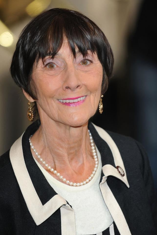 June Brown EastEnders star June Brown is unrecognisable as a glamorous 20