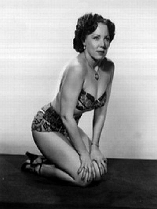 June Byers Mildred Burke vs June Byers The Best Female Professional Wrestling