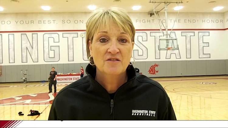June Daugherty WSU Women39s Basketball June Daugherty Interview March 5