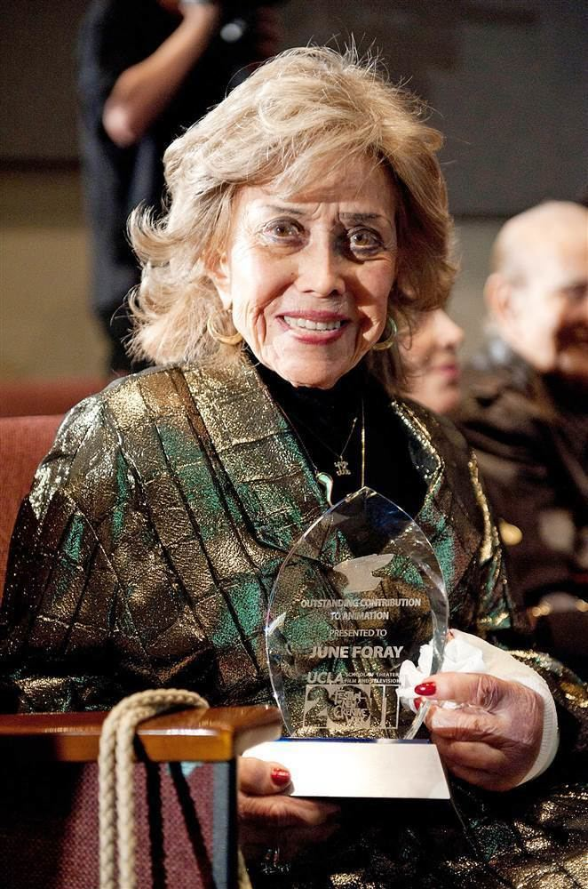 June Foray June Foray Voice of Rocky the Flying Squirrel Dies at 99 NBC News