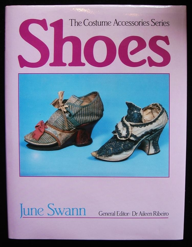 June Swann Shoes by June Swann Panoply Books