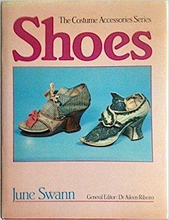 June Swann Shoes Costume Accessories Series June Swann 9780713409420