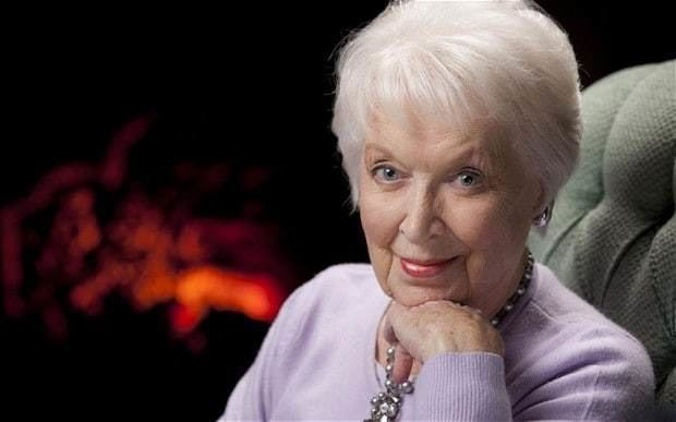 June Whitfield June Whitfield I39ve hired a personal trainer at 88