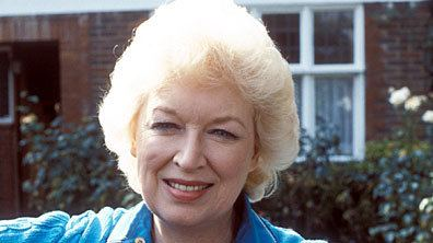 June Whitfield BBC Comedy People AZ June Whitfield