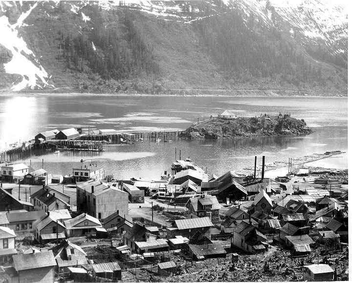 Juneau, Alaska in the past, History of Juneau, Alaska