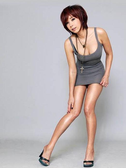 Jung Da-yeon Korea Jung Da Yeon and her Figure Robics E Small Sun