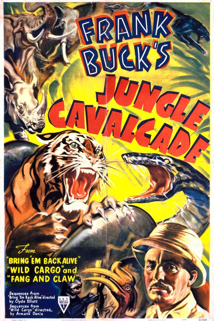 Jungle Cavalcade (1941 film) wwwgstaticcomtvthumbmovieposters39593p39593