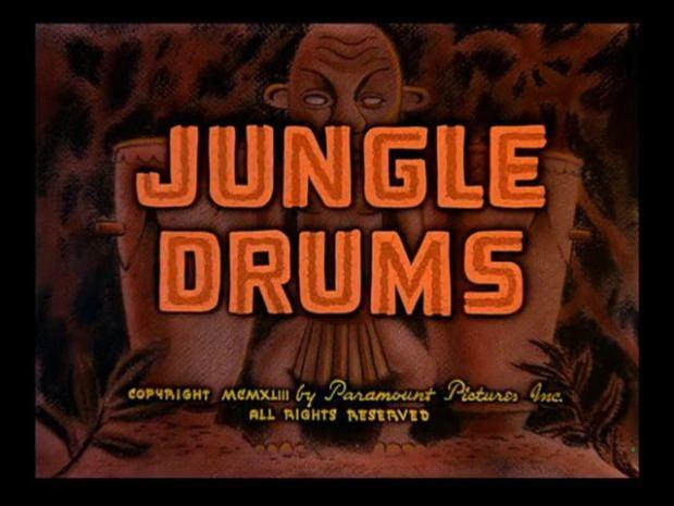 Jungle Drums (film) Mouse Goes to War Jungle Drums 1943 unshavedmouse