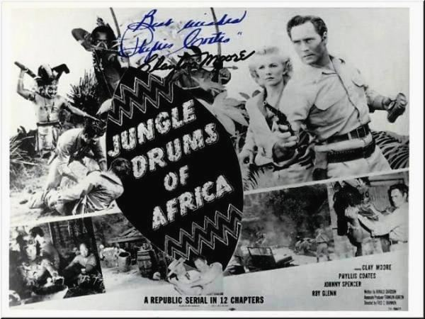 Jungle Drums of Africa Jungle Drums of Africa 1953
