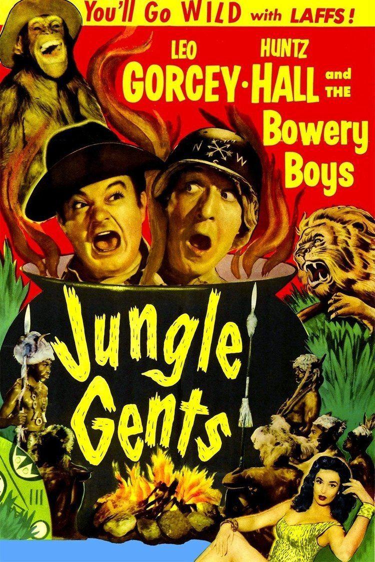 Jungle Gents wwwgstaticcomtvthumbmovieposters38164p38164