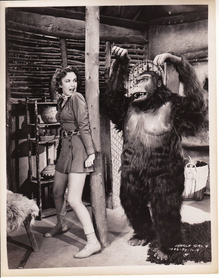 Jungle Girl (serial) Jungle Girl 15 Chapter Republic Serial 1941 starring Frances