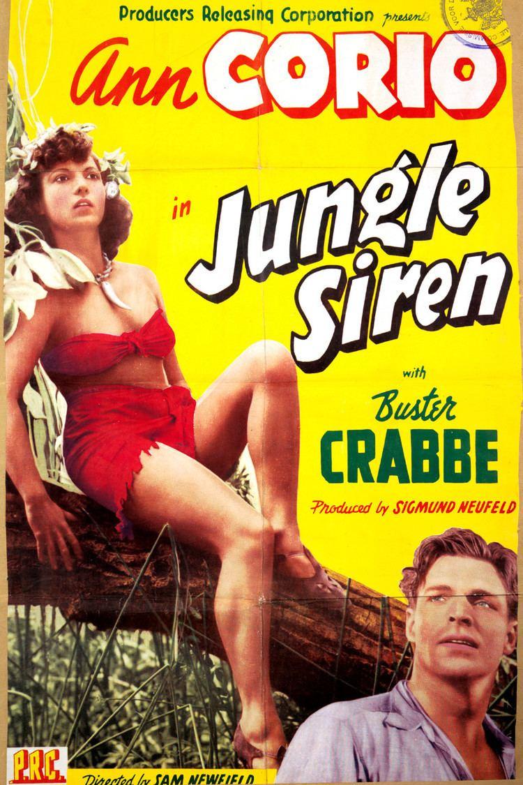 Jungle Siren wwwgstaticcomtvthumbmovieposters44780p44780