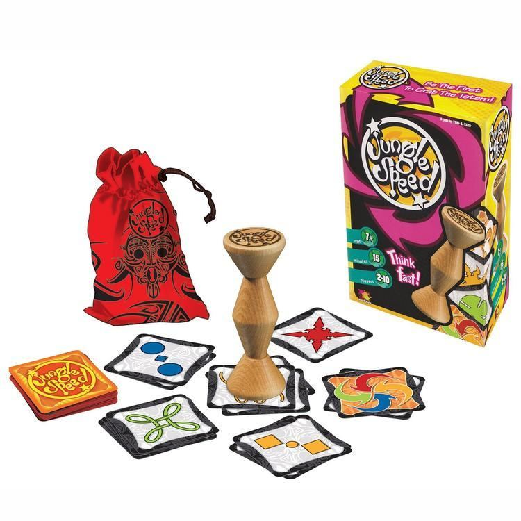 Jungle Speed Jungle Speed 1500 Hamleys for Jungle Speed Toys and Games