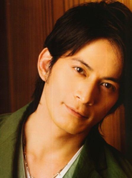 Junichi Okada V639s Junichi Okada Stars in LiveAction Library War Film