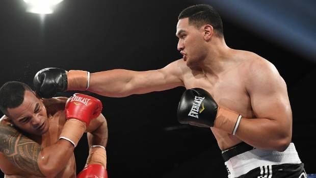 Junior Fa Kiwi boxing heavyweight Junior Fa to fight on Deontay Wilder39s world