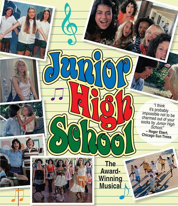 Junior High School (film) Bluray release of Junior High School The AwardWinning Musical