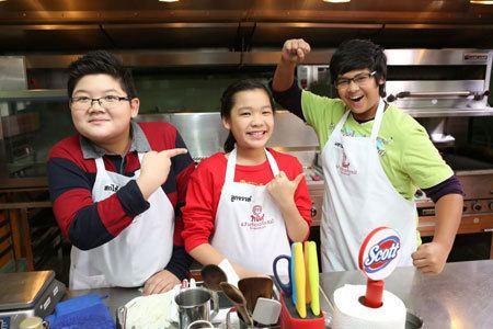 Junior MasterChef Thailand Junior Master Chef Thailand 21 2556 Junior Master Chef